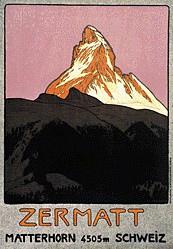 Cardinaux Emil - Zermatt