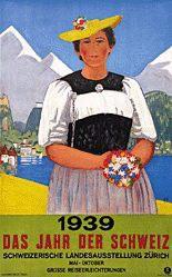 Cardinaux Emil - Das Jahr der Schweiz