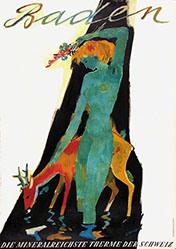 Carigiet Alois - Baden