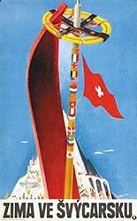 Carigiet Alois - Zimave Svycarsku