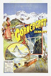 Anonym - Gornergrat - Zermatt
