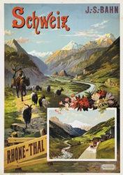 dAlesi Hugo - Schweiz - Rhone-Thal