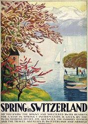 Cardinaux Emil - Spring in Switzerland