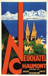 Coulon Eric de - Neuchâtel Chaumont