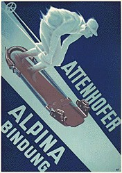 Moos Carl - Attenhofer Alpina