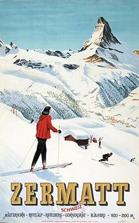 Schol Hugo - Zermatt