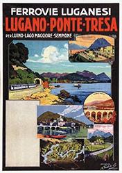 Anonym - Lugano-Ponte-Tresa