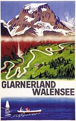 Baumberger Otto - Glarnerland - Walensee
