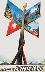 Carigiet Alois - Zwitserland