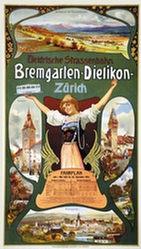 Anonym - Bremgarten-Dietikon Bahn