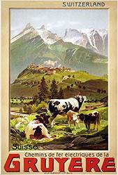 Reckziegel Anton - Gruyère - Switzerland