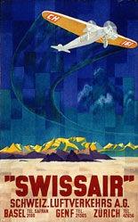 Moos Carl - Swissair