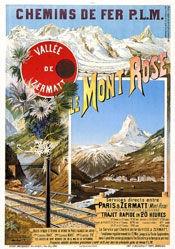 dAlesi Hugo - P.L.M. - Le Mont Rose