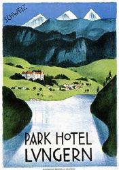 Anonym - Park Hotel Lungern