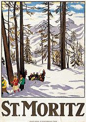 Cardinaux Emil - St. Moritz