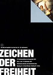a/j Werbeagentur - Zeichen der Freiheit