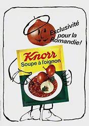 Aeppli Christoph - Knorr Soupe à l'Oignon