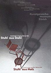 Hamburger Jörg - Stuhl aus Stahl