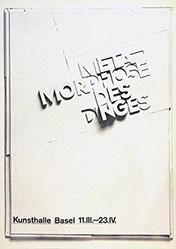 von Arx Peter / Olpe Peter - Metamorphose des Dinges