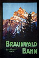 Anonym - Braunwald Bahn