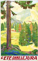 Schwarz A. - Lété dans le Jura