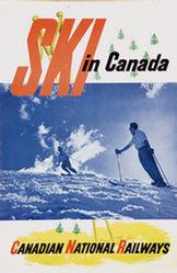 Anonym - Ski in Canada