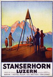 Hodel Ernst - Stanserhorn Luzern