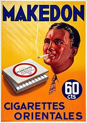 Anonym - Makedon Cigarettes