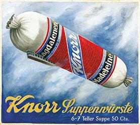 Anonym - Knorr Suppenwürste