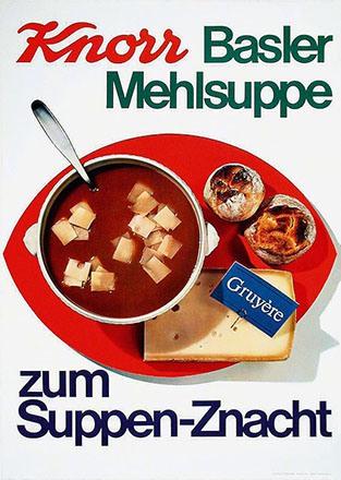 Aeppli Christoph - Knorr Basler Mehlsuppe
