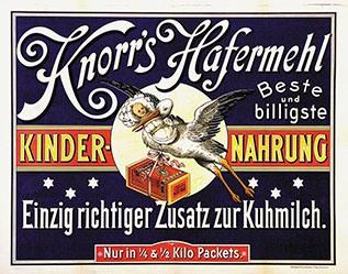 Anonym - Knorrs Hafermehl