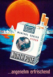 Anonym - North Pole Cigarettes