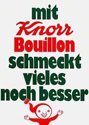 Anonym - Knorr Bouillon