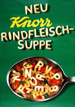 Aeppli Christoph - Knorr Rindfleisch Suppe