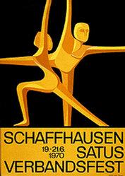 Anonym - Satus Verbandsfest Schaffhausen