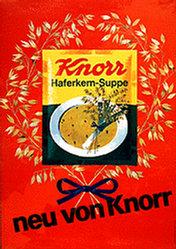 Aeppli Christoph - Knorr Haferkern-Suppe