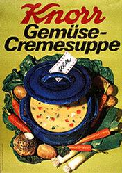 Aeppli Christoph - Knorr Gemüse-Cremésuppe