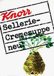 Aeppli Christoph - Knorr Sellerie-Cremesuppe