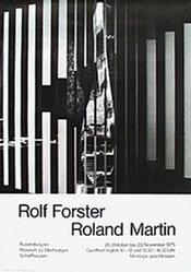 Augustin Karl - Forster / Martin
