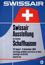 Anonym - Swissair Ausstellung Schaffhausen